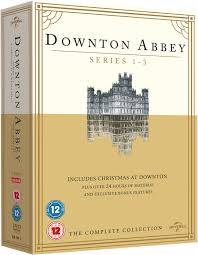 downton series 1 3 and special dvd zavvi