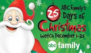schedule for abc family s 25 days of 2015