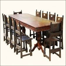 large dining room tables seats 10 foter