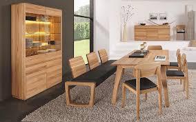 esszimmer moebel einfach esszimmermöbel kernbuche wimmer wohnkollektion massivholz