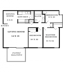 House With Separate Guest House Split Floor Plan Definition House Plans With Two Master Suites