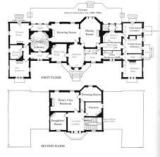 Clarence House Floor Plan Anne Clay Mcdowell History Of A House Museum