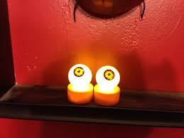 crafty night owls fun glowing halloween eyes