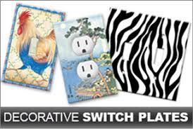 Decorative Switch Plates Outlet Covers & Wall Plates