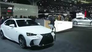 lexus jobs ny new york international auto show abc7ny wabc tv in new york city