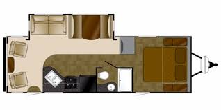 Wilderness Rv Floor Plans Full Specs For 2013 Heartland Rv Wilderness Wd 2750rl Rvs Rvusa Com