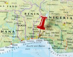 World Map Lagos by Lagos Nigeria Stock Photo 510685876 Istock