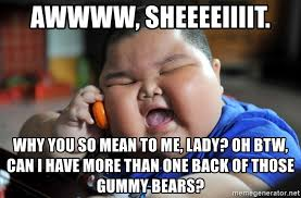 Asian Lady Meme - awwww sheeeeiiiit why you so mean to me lady oh btw can i have