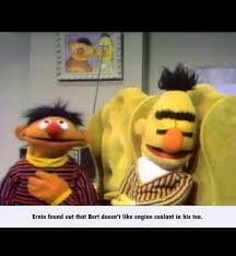 Ernie Meme - pic 3 alternative captions to ernie bert moments meme guy