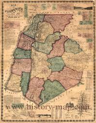 Maryland Map Frederick County Maryland