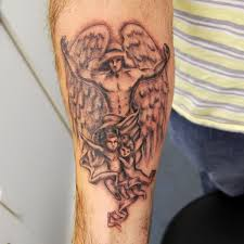 beautiful forearm tattoo 2 angel forearm tattoo on tattoochief com