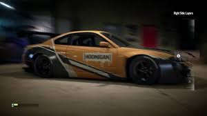 hoonigan nissan need for speed nissan silvia hoonigan youtube
