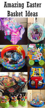 basket ideas amazing easter basket ideas 1 jpg