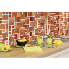 peel and stick tile mosaic peel and stick tile kitchen self
