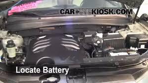battery for 2007 hyundai elantra battery replacement 2007 2012 hyundai santa fe 2008 hyundai