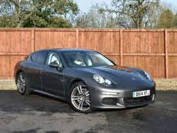 porsche for sale uk used porsche panamera 3 6 for sale motors co uk