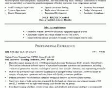 Resume For Military Military Resume 19 To Civilian Resumes Sample For Military To