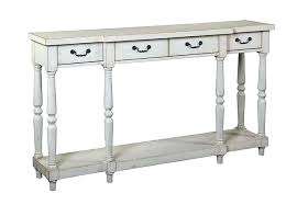 white console table with drawers living rooms tables console tables the furniture warehouse sofa