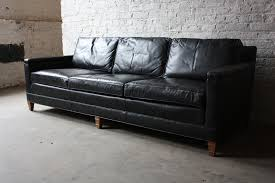 Drexel Heritage Leather Sofa by Distinctive Mid Century Modern Drexel Heritage Leather Sof U2026 Flickr