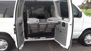 2008 ford e350 handicap van for sale best cars solutions youtube