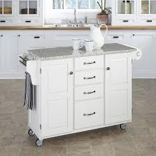 roll around kitchen island kitchen cart white stained wood rolling trolley shelf and storage