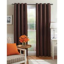 livingroom curtain better homes and gardens semi sheer grommet curtain panel