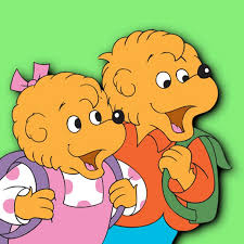 Berenstien Bears The Berenstain Bears Official Youtube