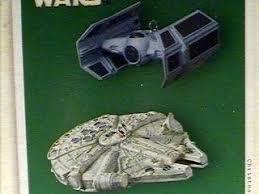 tie advanced x1 and millennium falcon wars 2005