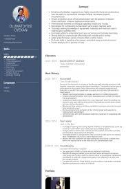 Hospital Housekeeping Resume Skills Housekeeping Resume Samples Visualcv Resume Samples Database