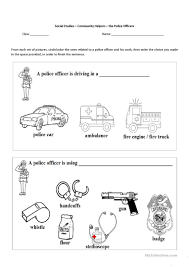 37 free esl community worksheets