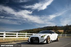 nissan gtr body kit making gt r dreams come true speedhunters