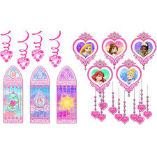 disney princess royal event decorating kit toys