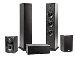 Best Polk Audio Bookshelf Speakers Polk Audio T50 Speaker System Review Sound U0026 Vision