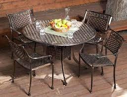 cool cast aluminum dining chair u2013 starlize me