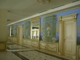 italian artisan courses architectural decoration mural painting