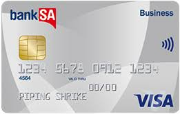 Visa Business Card Business Credit Cards Banksa
