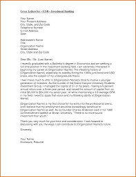 financial analyst cover letter sample financial analyst resume