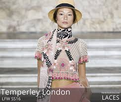 temperley london temperley london ss16 lace embroidery innovation