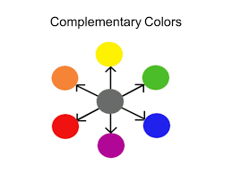 Complementary Colors by Color Wheel