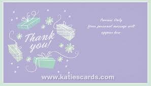 online thank you cards friendship free e thank you cards add photo also electronic thank
