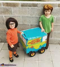 Velma Costume Velma And Shaggy Costume