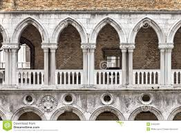 Arcaid Images Stock Photography Architecture by Gothic Style Arcade Stock Image Image Of Veneto Piers 24655997