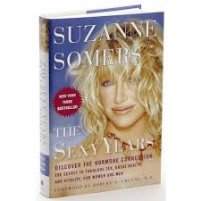 suzanne sommers hair dye the sexy years discover the hormone connection the secret to