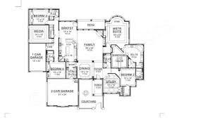 royal county down texas house plan luxury floor plans