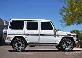 mercedes newport 2010 mercedes g class with 24 gfg forged newport in black