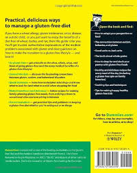 living gluten free for dummies danna korn 9780470585894 amazon