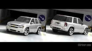 chevrolet trailblazer white 3d model chevrolet trailblazer ss cgriver com youtube