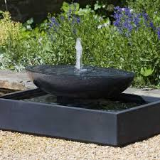 outdoor water features with lights small fountain for garden ideas building a water feature in your