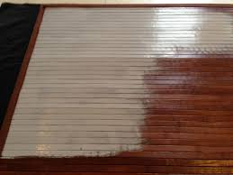 Rug Painting Ideas How To Paint A Bamboo Rug With Annie Sloan Chalk Paint Sharsum Paint