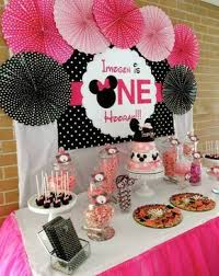 minnie mouse 1st birthday party ideas best 25 minnie mouse birthday ideas on minnie